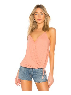 Lanston Drawstring Surplice Top