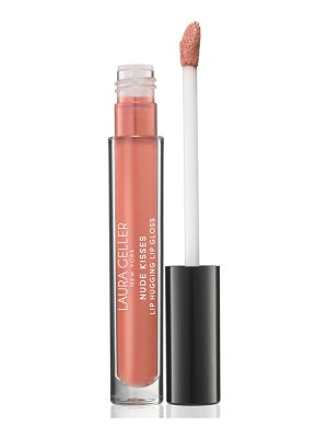 Laura Geller Beauty nude kisses lip hugging gloss