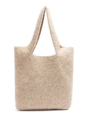 Lauren Manoogian oval cotton-blend tote