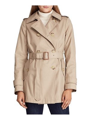 Lauren Ralph Lauren water repellent trench coat
