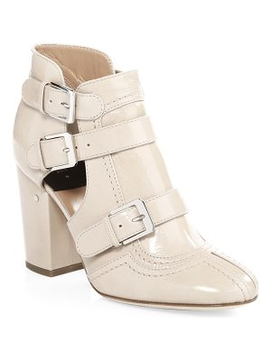 Laurence Dacade sheena naplack cutout booties
