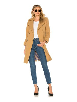 Le Superbe Belted Trench Coat