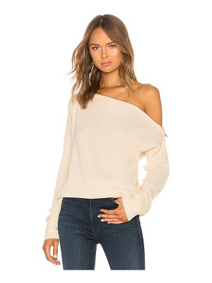 Le Superbe Zip Me Up And Down Cashmere Pullover