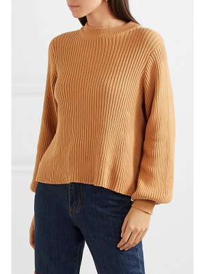 L.F.Markey benji ribbed cotton sweater