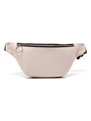 LIKE DREAMS faux leather belt bag