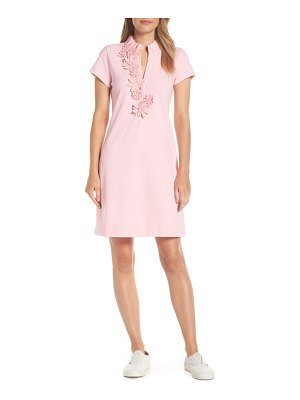 Lilly Pulitzer lilly pulitzer clary pique polo dress
