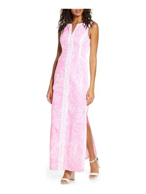 Lilly Pulitzer lilly pulitzer daise stretch maxi dress