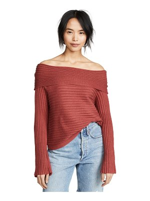 Line & Dot rose sweater