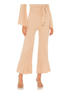 Line & Dot ryder sweater pant