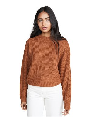 Line & Dot sienna sweater