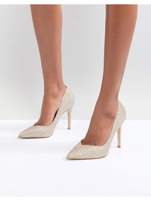 Lipsy metallic pumps