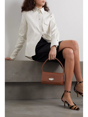 Little Liffner baguette small leather shoulder bag