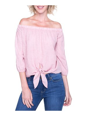 LIVERPOOL JEANS COMPANY Off The Shoulder Top