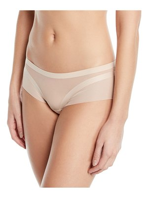 Livy by Lisa Chavy NY Day Tulle-Trim Shorty Briefs