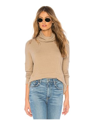 LnA Boxy Turtleneck Sweater