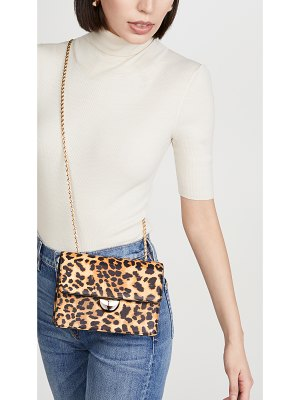 Loeffler Randall anima small chain crossbody bag