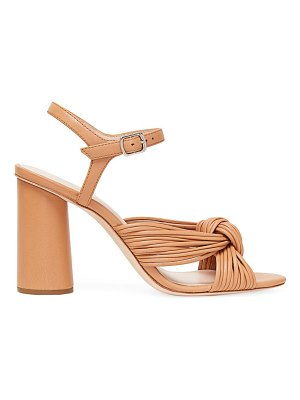 Loeffler Randall cece leather knot sandals