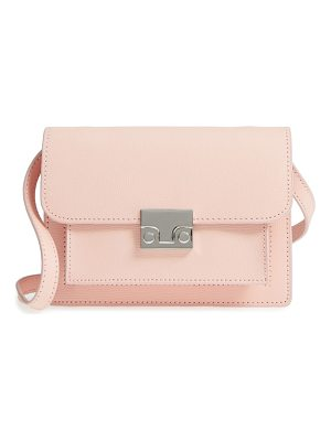 Loeffler Randall mini minimal rider crossbody bag