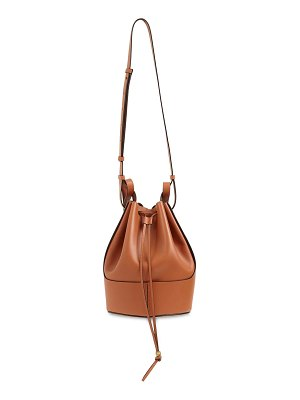 Loewe Balloon leather shoulder bag