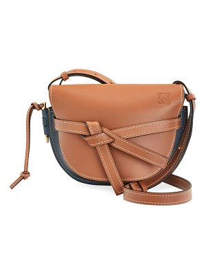 Loewe Gate Colorblock Small Shoulder Bag