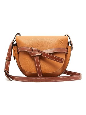 Loewe gate small leather cross body bag
