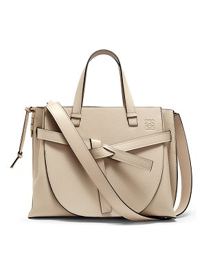 Loewe Gate Leather Tote Bag