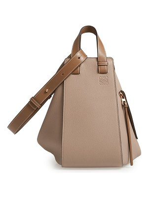 Loewe hammock medium calfskin leather hobo