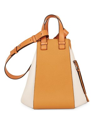 LOEWE Medium Hammock Leather Satchel