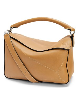Loewe Puzzle Medium Soft Napa Shoulder Bag