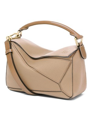 Loewe Puzzle Small Leather Satchel Bag