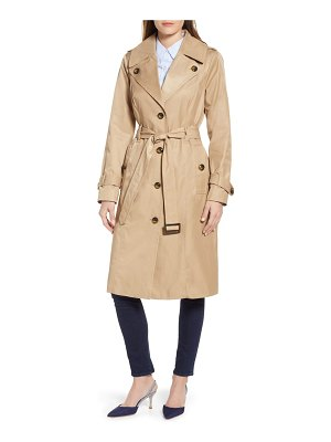 London Fog water repellent trench coat