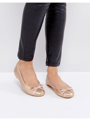 London Rebel Ballet Flats