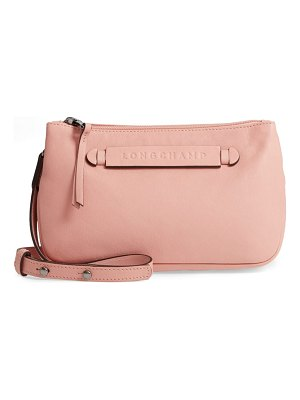 Longchamp 3d leather crossbody bag
