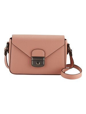 Longchamp Le Pliage Heritage Leather Crossbody Bag