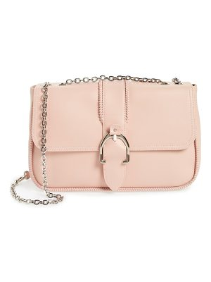 Longchamp medium leather shoulder/crossbody bag