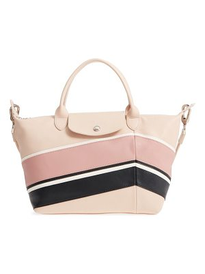 LONGCHAMP Small Le Pliage Cuir