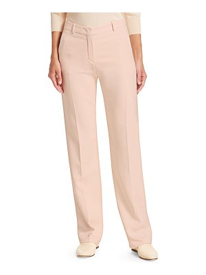 Loro Piana adam flowing silk-blend wide-leg pants