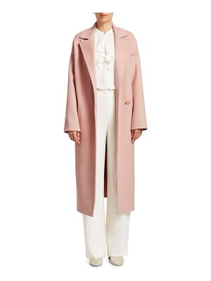 Loro Piana connor baby cashmere duster coat