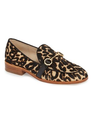 Louise et Cie bayne genuine calf hair loafer
