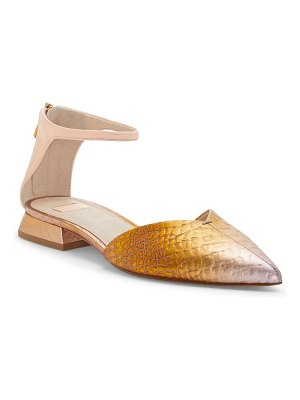 Louise et Cie cicilia pointed toe flat