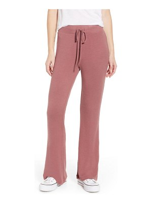 Love, Fire cozy long sweatpants