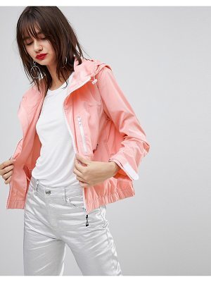 Love Moschino A-Line Wind Jacket
