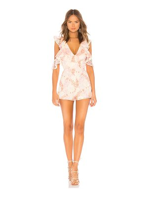 Lovers + Friends Abella Romper