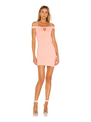 Lovers + Friends arma mini dress