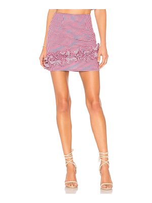 LOVERS + FRIENDS Ballard Skirt