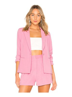 Lovers + Friends Be By My Side Blazer