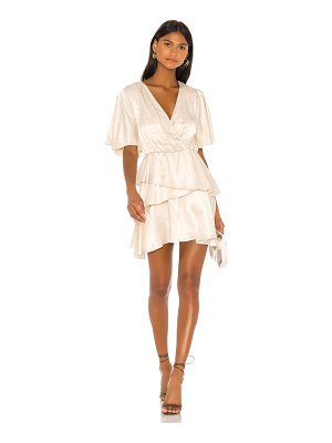 Lovers + Friends byron mini dress
