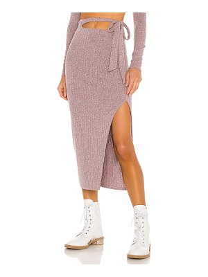 Lovers + Friends cailey skirt
