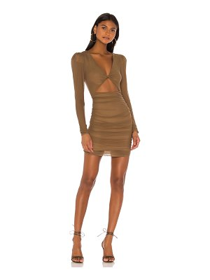 Lovers + Friends celest mini dress