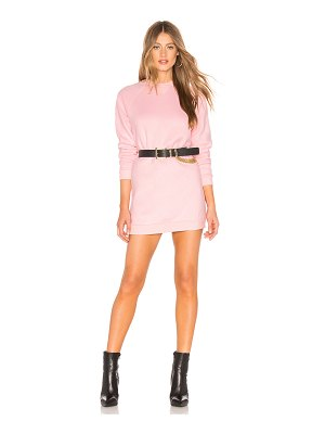 Lovers + Friends charlie sweatshirt dress